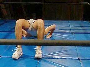 Wrestle coach ken mack...