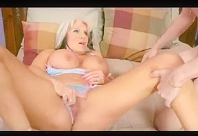Granny fucked and creampie...