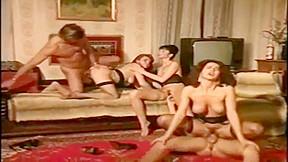 Angelica bella vintage sex...