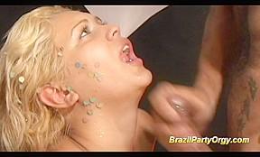 Wild brazilian zumba fuckfest anal weekend...