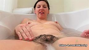 Francesca in Bathing Movie - AtkHairy