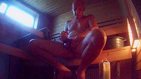 Sauna kivaa suomi sauna...