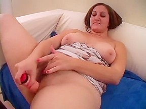 Hairy pussy and cum in tight ass...