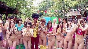 Ayaka Tomoda & Hitomi Kitagawa In Erito Sex Camp Part 1 Teensoftokyo