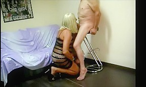 Blondie crossdresser blowjob compilation part three...