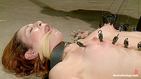 Amber rayne returns to device bondage...