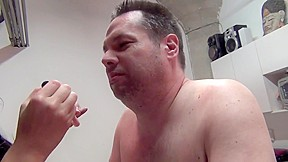 Mistress justene face slapping verbal use...