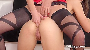 Ing and pussy eating with gorgeous susan ayn...