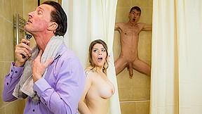 Lucia Love & Danny D & Tony De Sergio in Taking It Twice - Brazzers