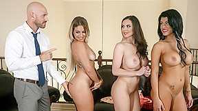 In my three wives brazzers...