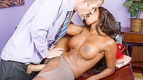 Diamond Jackson & Danny D In Placer Corporal Brazzers