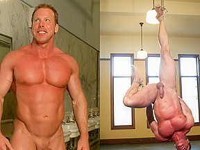 Derek pain the only competitive bodybuilder in the...