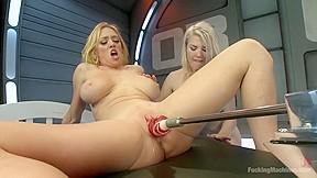 So Much FUCKING Wet, Sexy, 2 Girl Sensational Sex w/Darling& Ela Nova