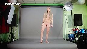 Anna Nebaskowa - Gymnastic Video part 2