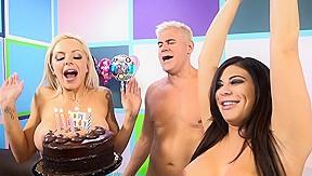 Alexa pierce nina elle porno dan in cakes...