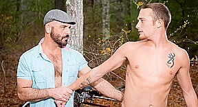 Adam Russo & Derek Reed in Fuck Me Daddy Style - IconMale