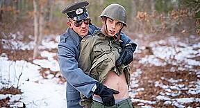 Sam truitt alexander gustavo in prisoner of war...