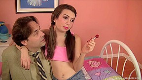 Horny step daughter kat dior is craving...