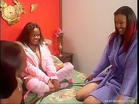 Other at sleepover...