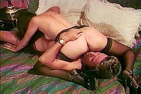 He first taste of asian pussy...