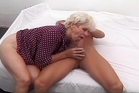 Grey haired granny getting fucked...