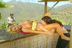 Renee larue has that knows how to motor...