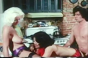 The porn threesome...