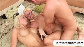 Nikita Von James and Rikki Six hot 3some
