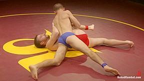 Nakedkombat match...