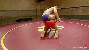Nakedkombat last semifinal match...