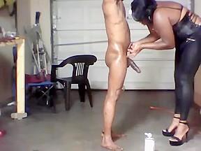 Cock gets ruff...