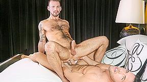 Alex Mecum & Chris Harder in Married Men Part 3 - Str8ToGay