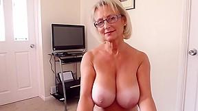 British mature hot blowjob...