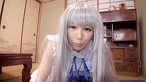 Animekkusuaru Japanese porn tube video
