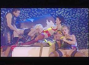 Crazy pornstars Rita Faltoyano, Niki Blond and Cameron Cruise in exotic bdsm, big tits xxx clip