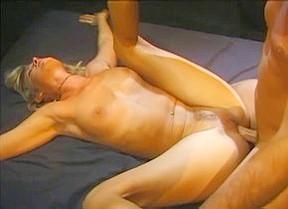 Best pornstar in fabulous blonde, small tits adult scene