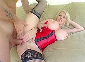 Horny pornstar Penny Porsche in crazy milfs, squirting porn scene