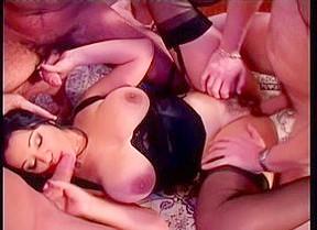 Dixie lennon group sex video...
