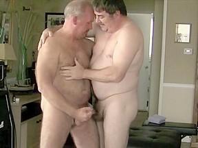 Men sucking dick and fucking...