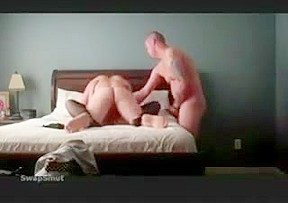 He fucked wife my mouth i...