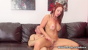 Janet Mason In Fucking Janet Mason Wildoncam