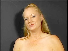 Dudes and one hot milf strapon...