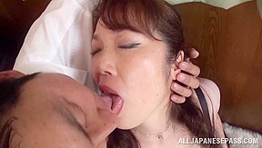 Pussy licking during action...