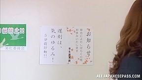 Juicy teacher akiho yoshizawa student...