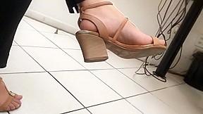 Amateur feets...