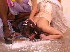 And kandi cox in horny bdsm video...
