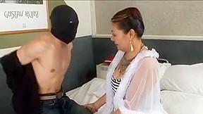 Hot anal asian granny...