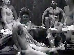 Watch sauna gay today...