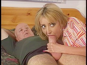 Lustful doxy in hardcore act