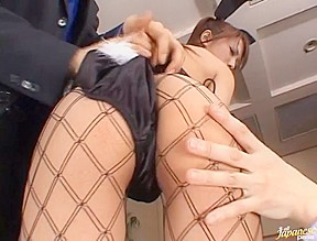 Riri asian model gets an anal fucking...